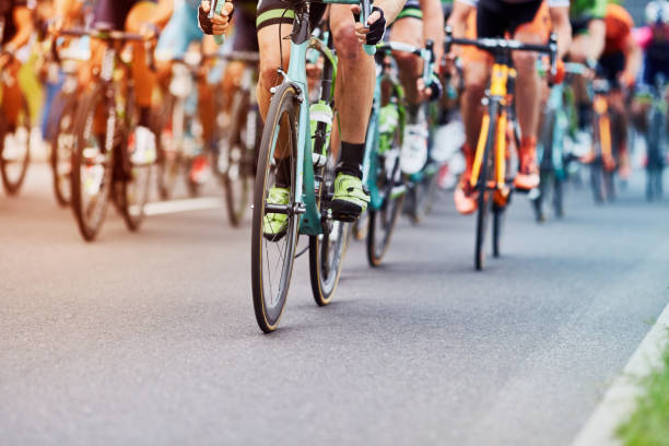 Cyclists support palliative care